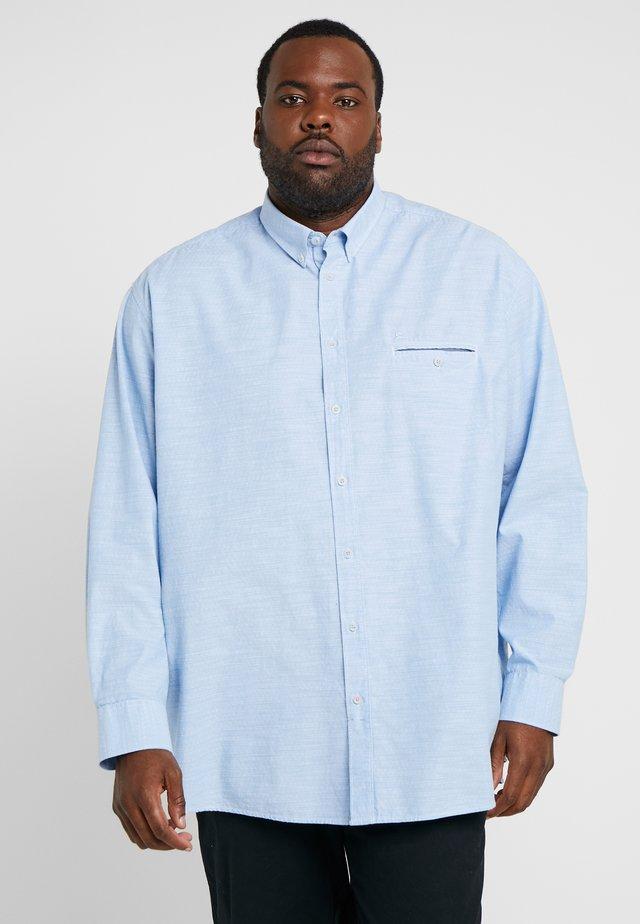 DOBBY - Overhemd - light blue