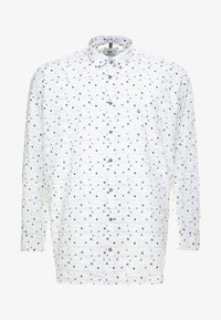 LERROS - MINIMAL PRINT - Shirt - moos green - 4