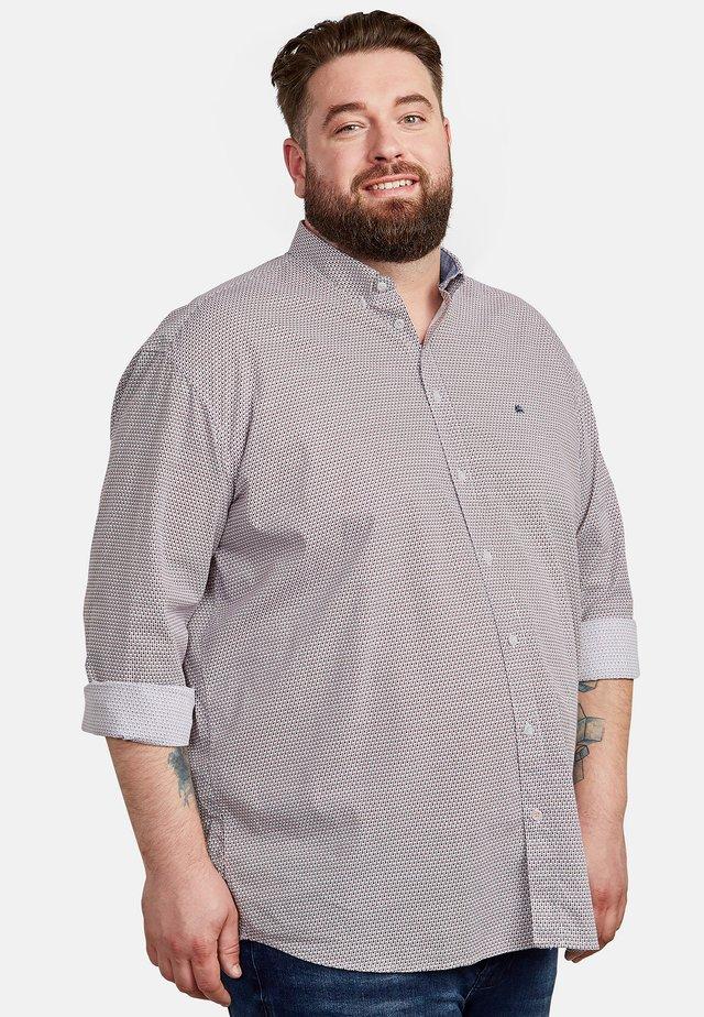 Shirt - garnet