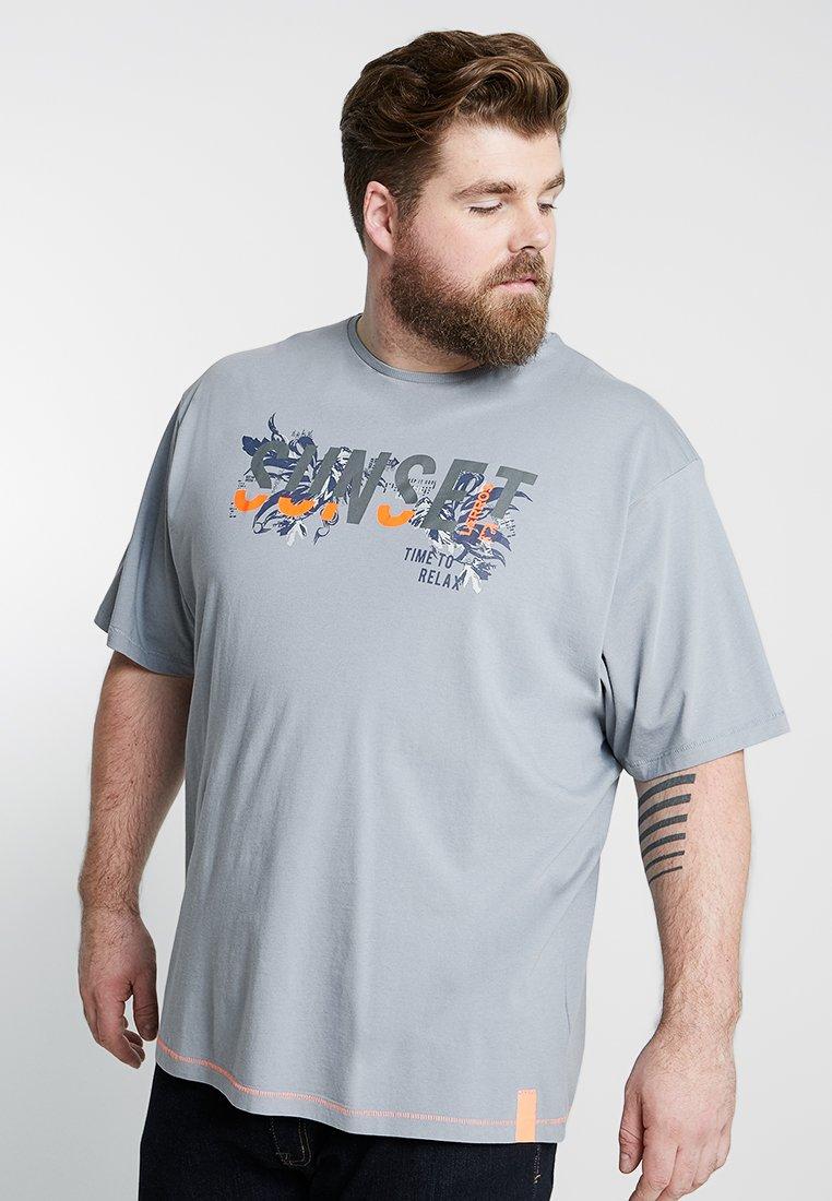 LERROS - T-Shirt print - soft grey