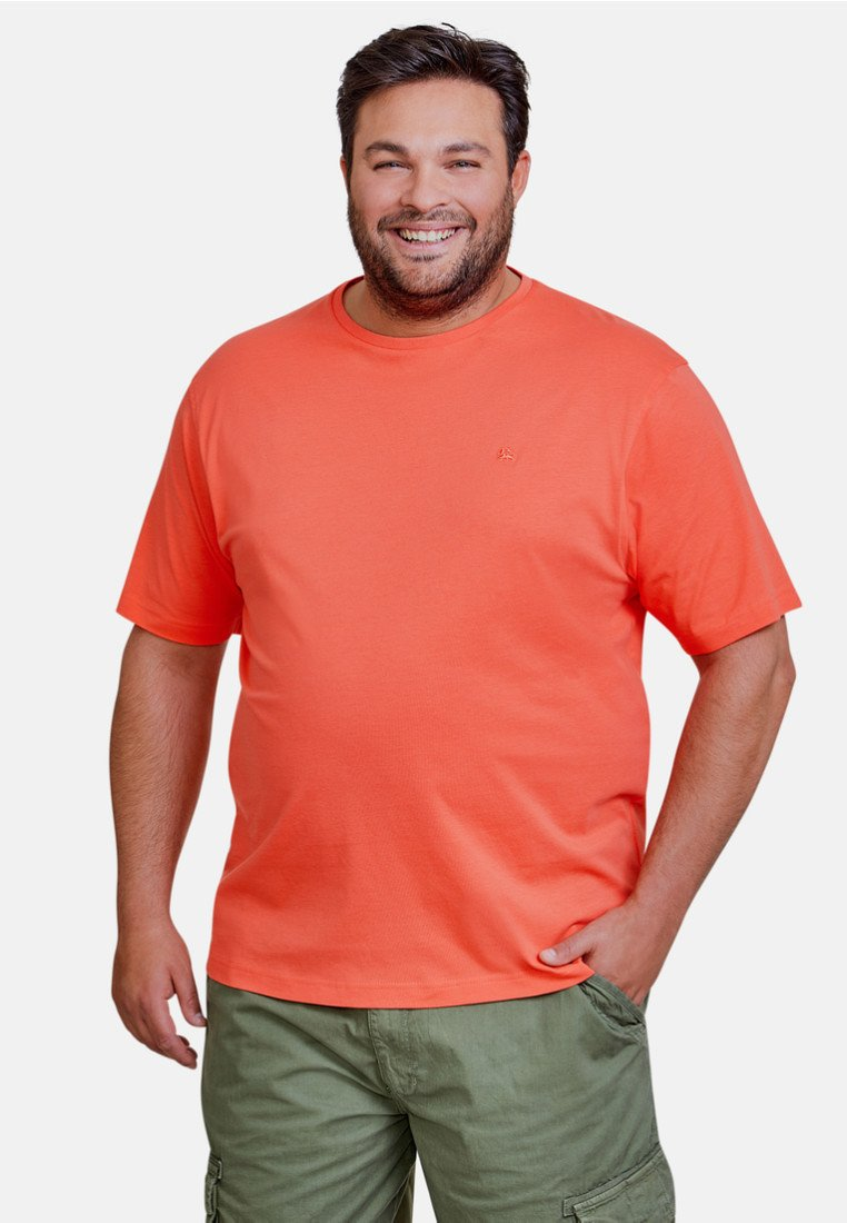 LERROS - Basic T-shirt - orange