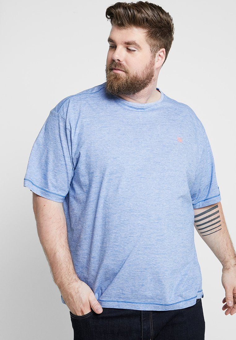 LERROS - SMART LOGO - T-Shirt basic - venice mint