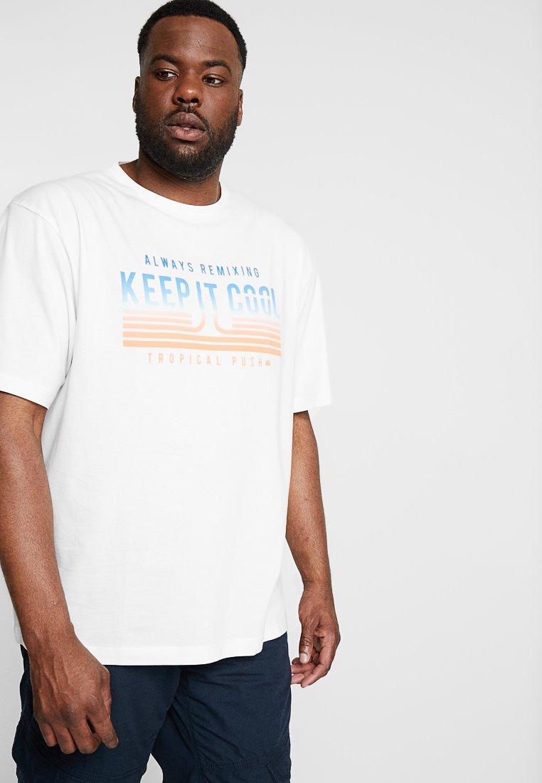LERROS - T-Shirt print - white