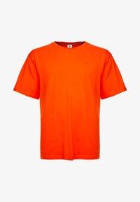 sharp orange