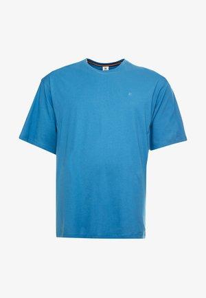 UEBERGROESSE - T-shirts - aqua blue