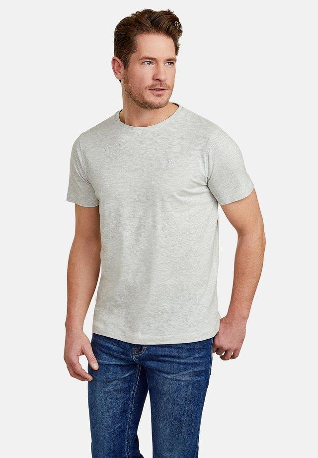 Basic T-shirt - broken white