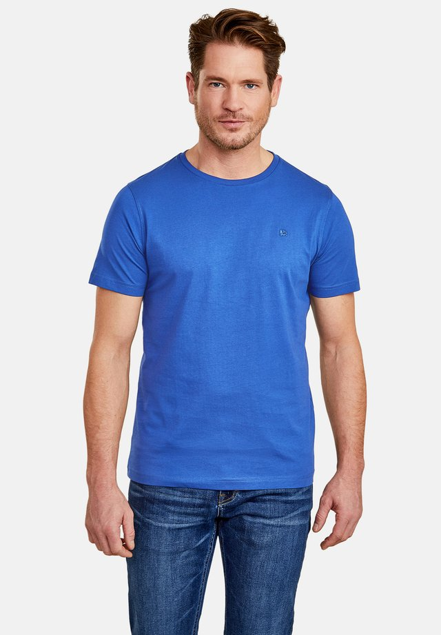 Basic T-shirt - cornflower blue