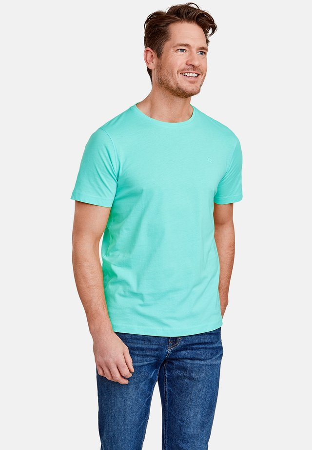 Basic T-shirt - jade green
