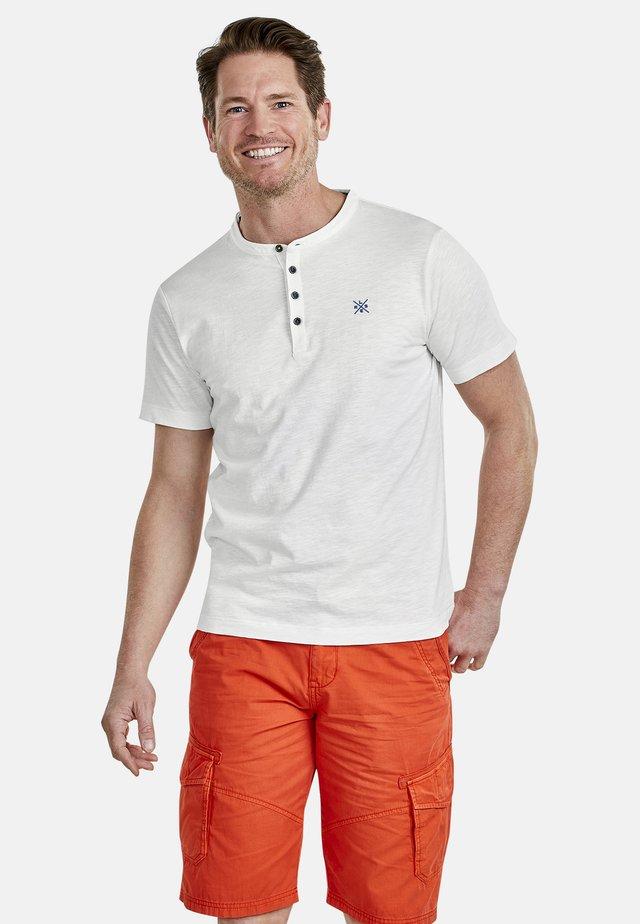 SERAFINO - Basic T-shirt - offwhite