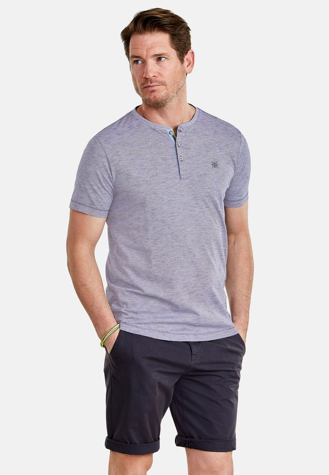 FINELINER - Print T-shirt - purple