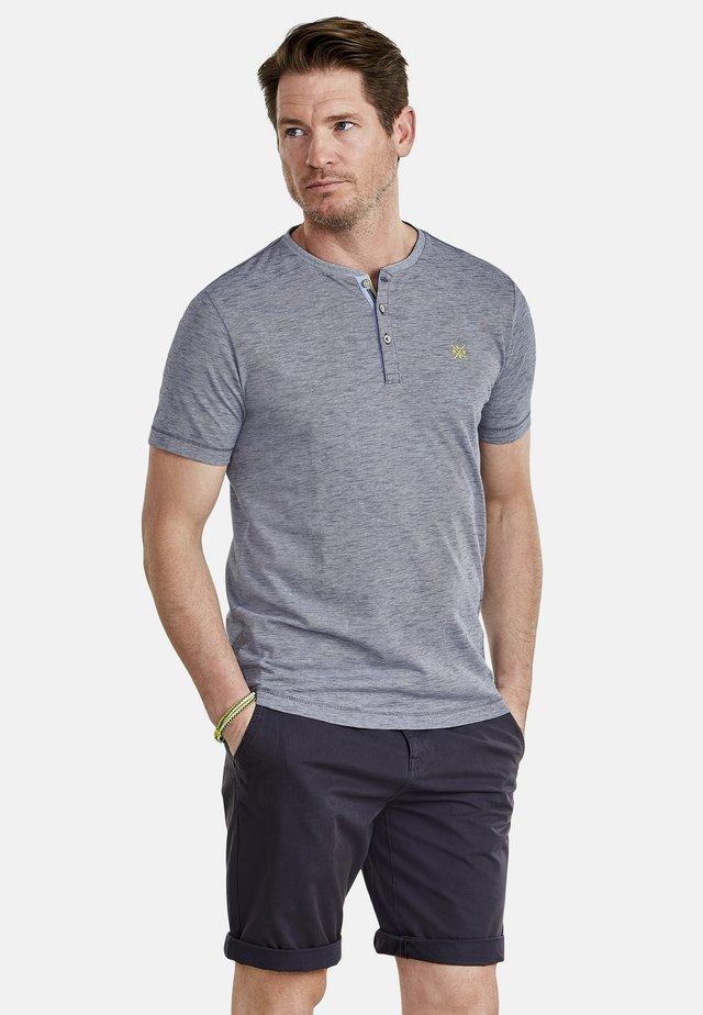 FINELINER - Print T-shirt - vintage blue