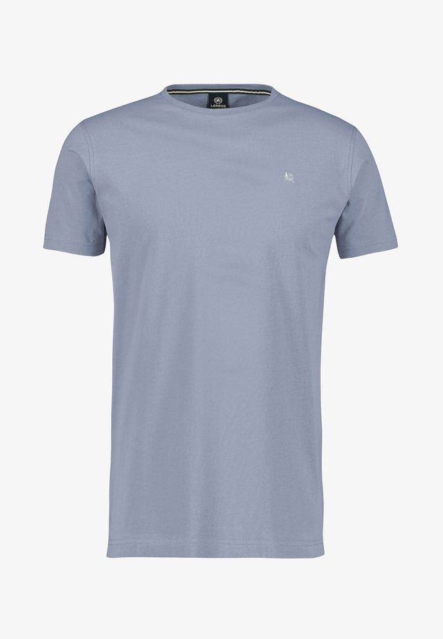 KLASSISCHES T-SHIRT - Basic T-shirt - ash grey