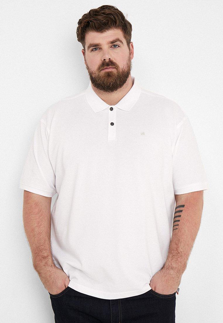 LERROS - Poloshirt - weiss