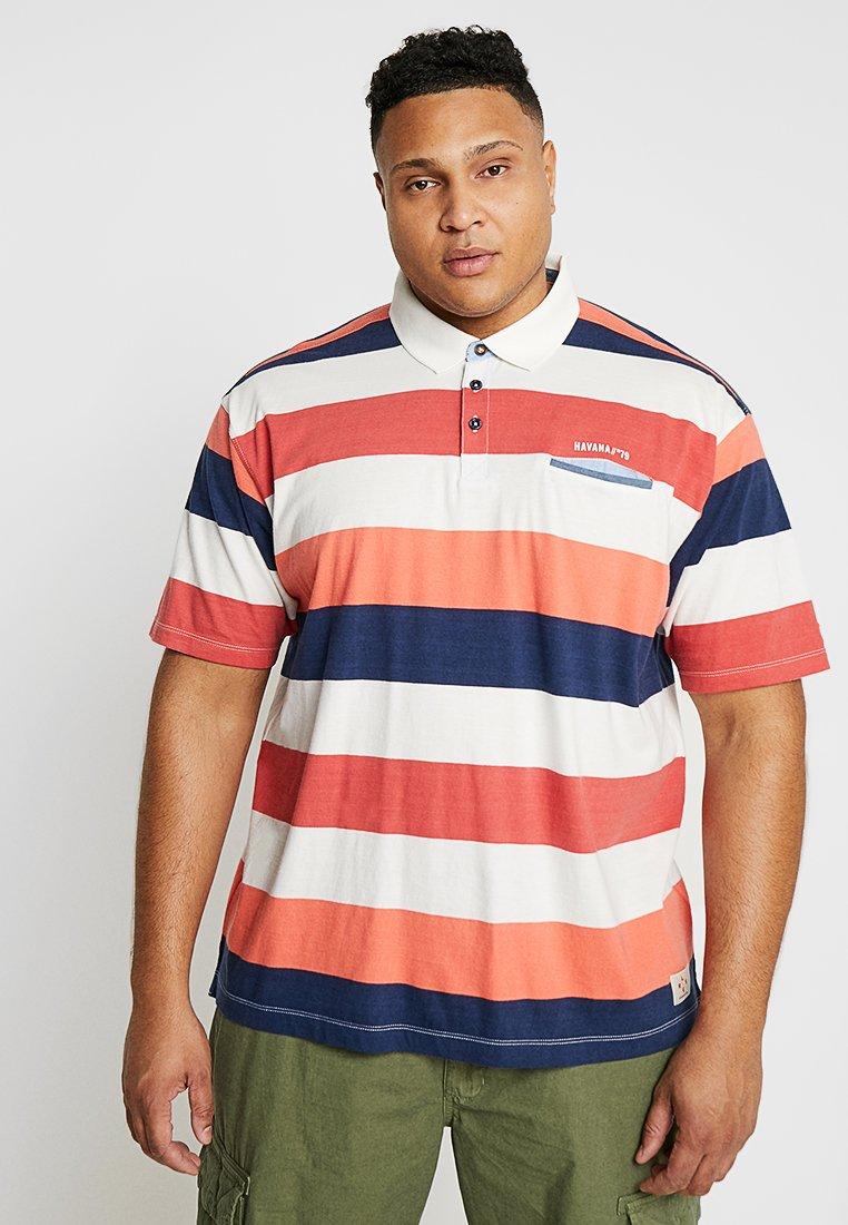 LERROS - RINGEL - Poloshirt - havana red
