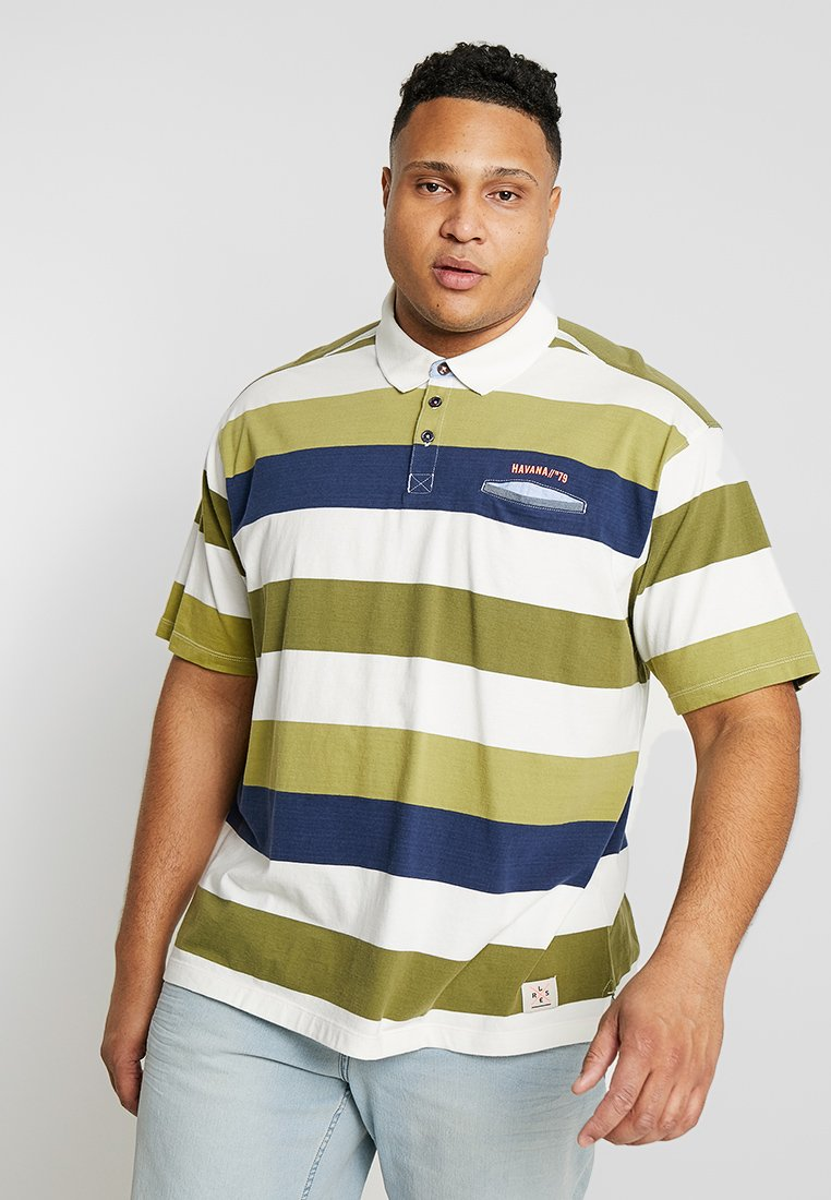 LERROS - RINGEL - Poloshirt - kiwi