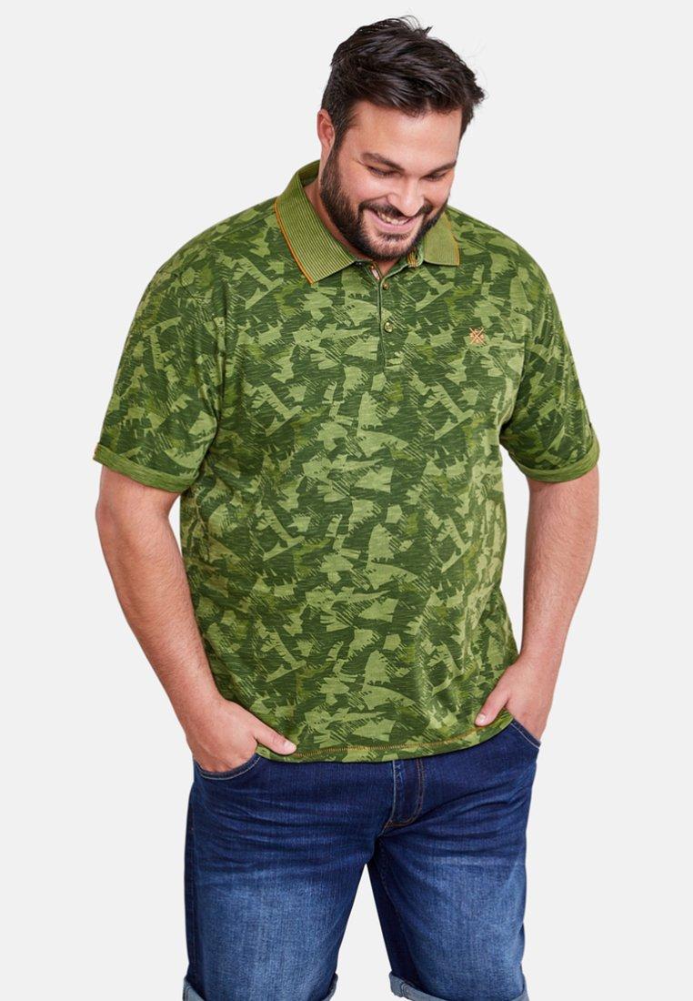 LERROS - Poloshirt - kiwi green