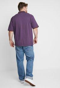 LERROS - Polo shirt - autumn grape - 2