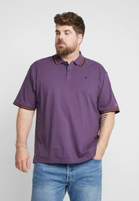 LERROS - Polo shirt - autumn grape - 0
