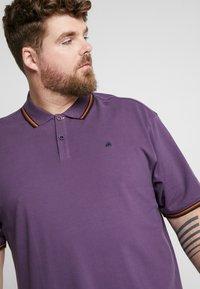 LERROS - Polo shirt - autumn grape - 3