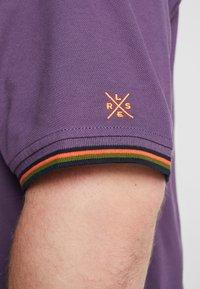 LERROS - Polo shirt - autumn grape - 6