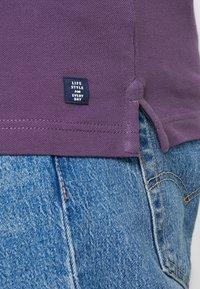 LERROS - Polo shirt - autumn grape - 4