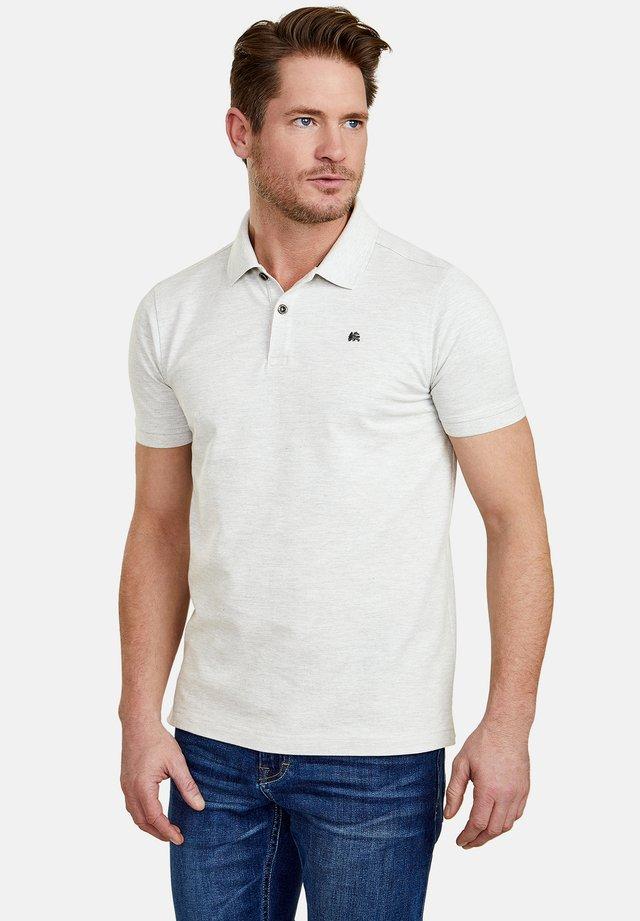Polo shirt - broken white