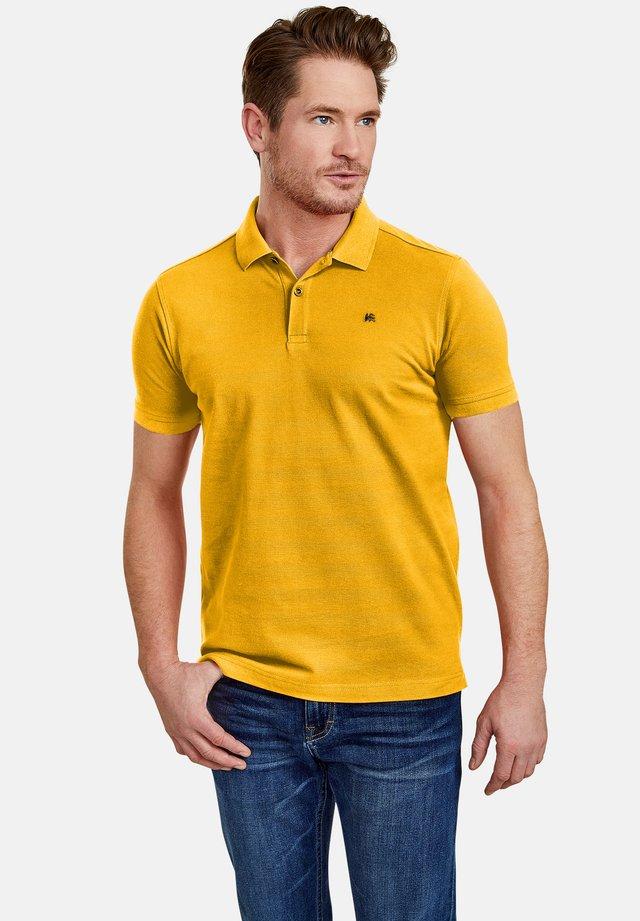 Polo shirt - apricot