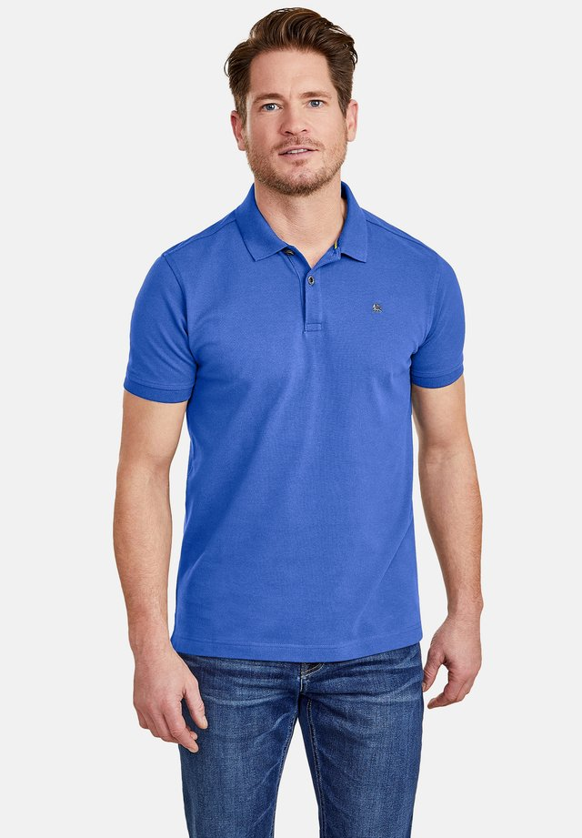 Polo shirt - cornflower blue