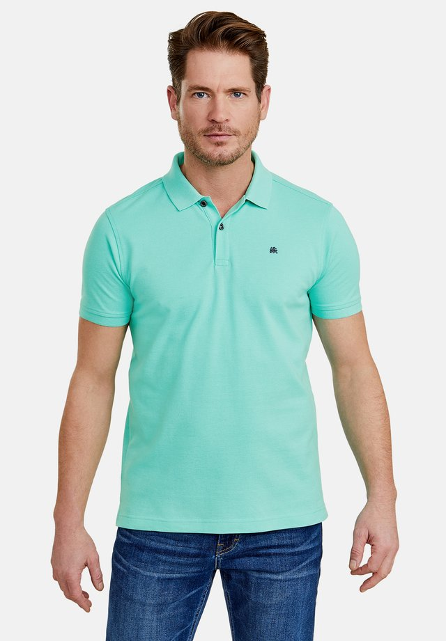 Polo shirt - jade green
