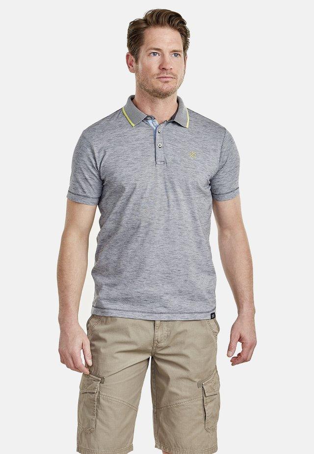 Polo shirt - rock grey