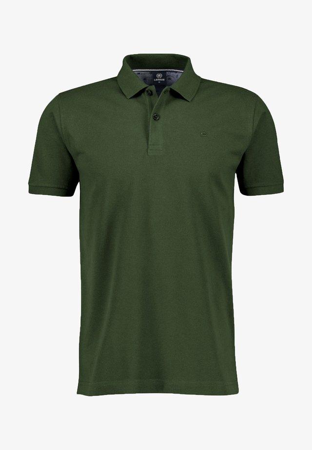Polo shirt - reed green