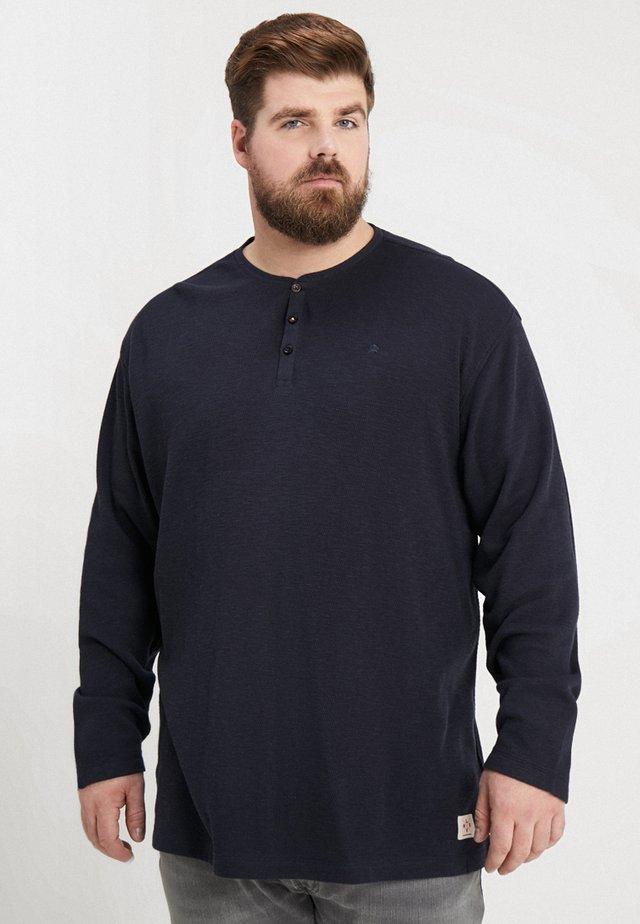 SERAFINO - Sweter - dunkelblau