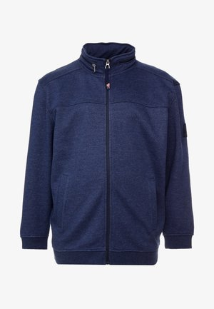 JACKET FELPA - Zip-up hoodie - storm blue