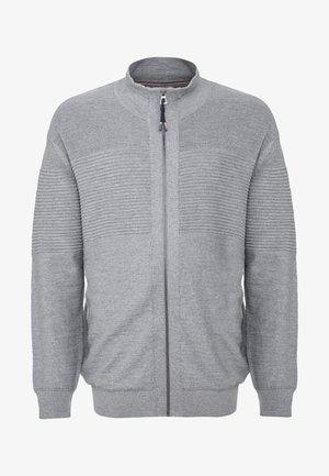 JACKET - Gilet - mid grey melange
