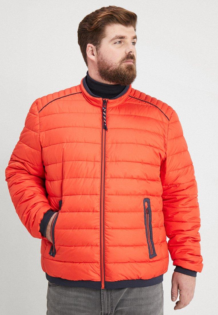 LERROS - LIGHT WEIGHT BLOUSON - Übergangsjacke - orange