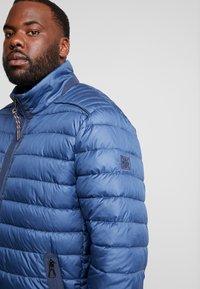 LERROS - LIGHT WEIGHT BLOUSON  - Light jacket - storm blue - 6