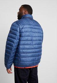 LERROS - LIGHT WEIGHT BLOUSON  - Light jacket - storm blue - 2
