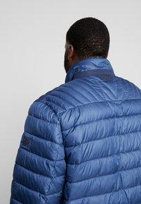 LERROS - LIGHT WEIGHT BLOUSON  - Light jacket - storm blue - 4