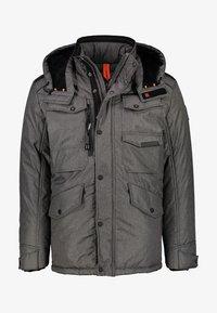 LERROS - Outdoor jacket - light grey - 7