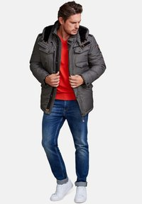 LERROS - Outdoor jacket - light grey - 1