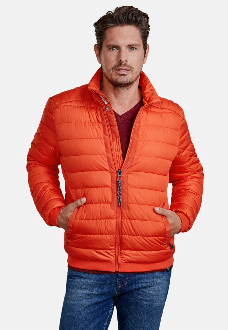 LERROS - Winterjacke - sharp orange