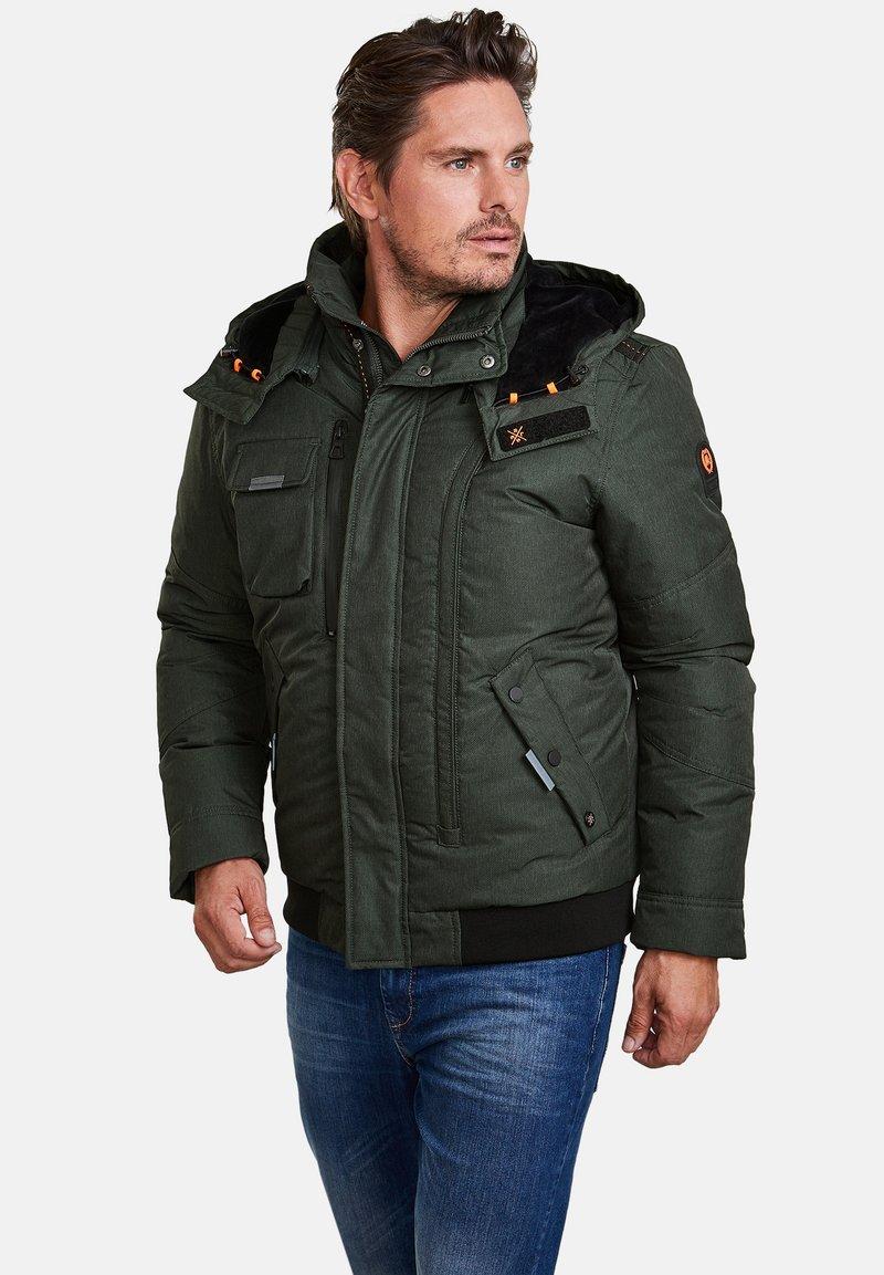LERROS - Winterjacke - khaki