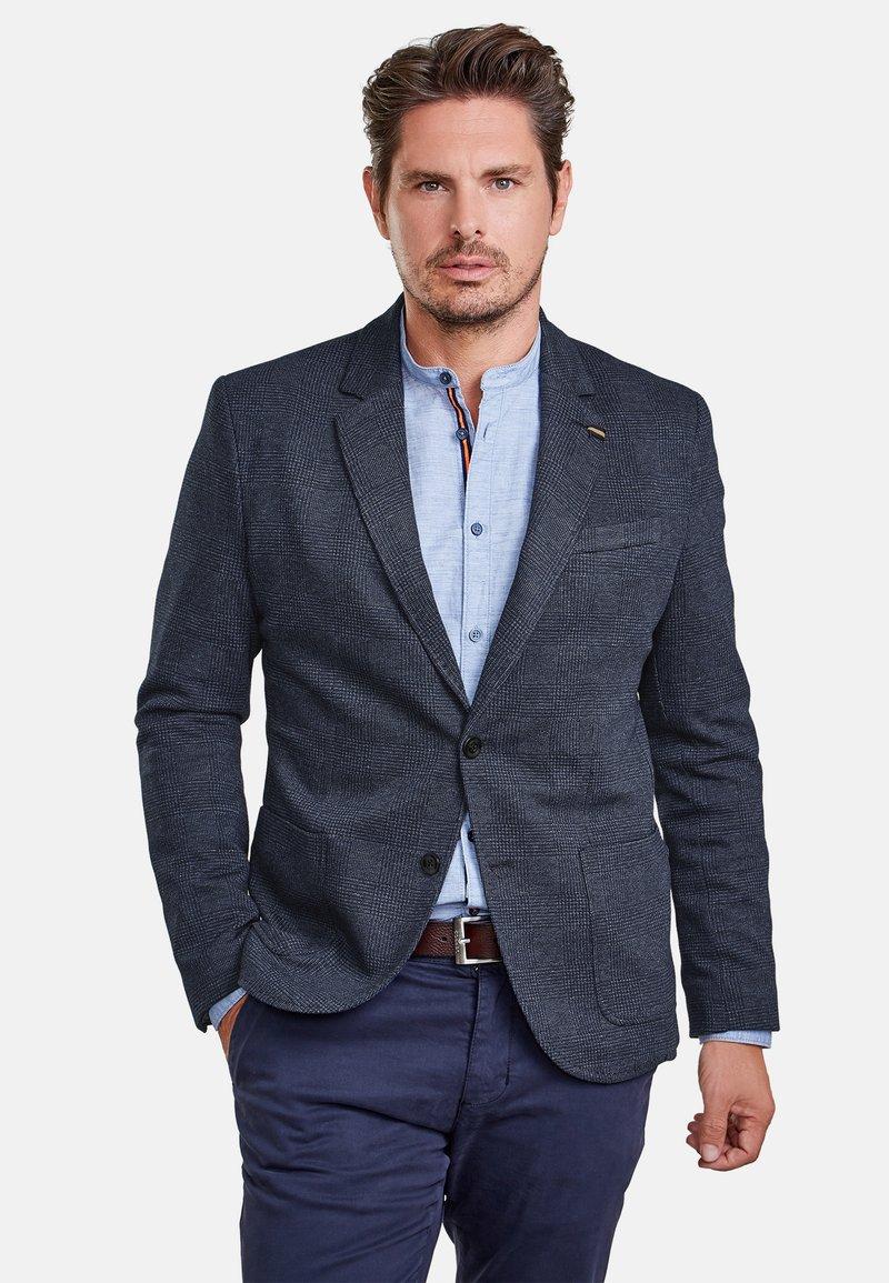 LERROS - Suit jacket - vintage blue