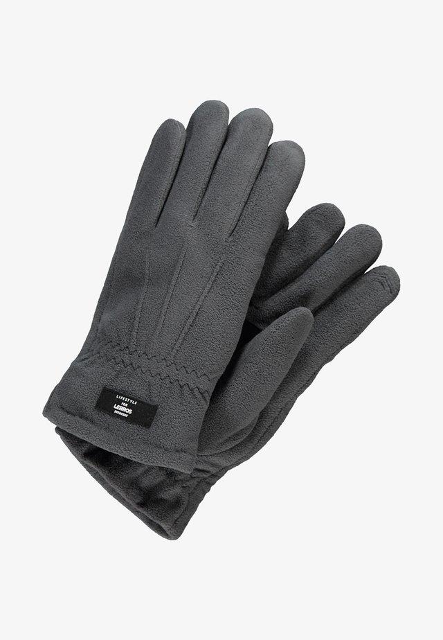Gloves - dark anthracite