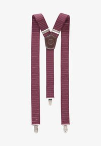 LERROS - HOSENTRÄGER - Belt - wine red - 2