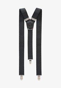 LERROS - HOSENTRÄGER - Belt - black - 2