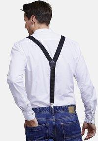 LERROS - HOSENTRÄGER - Belt - black - 1