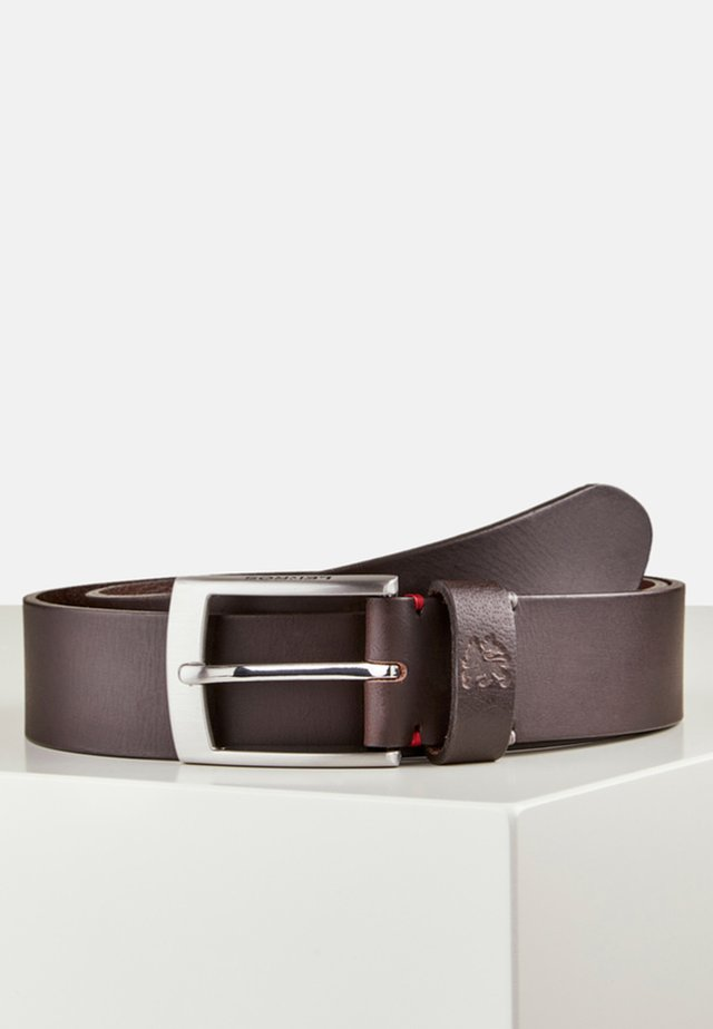 BUD - Belt - dark brown