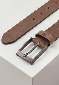 LERROS - FLYNN - Belt - dark brown - 3