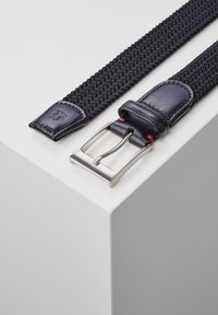 LERROS - HARVEY - Braided belt - black - 2